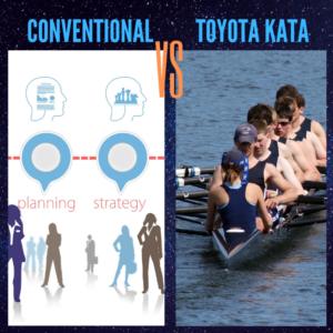 ConventionalVsToyotaKata